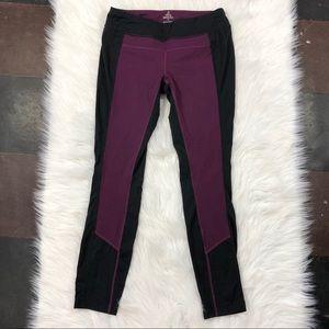 Prana Womens Athletic Cropped Pants Size Medium